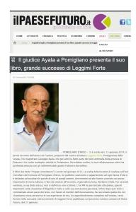 ART AYALA PAESE FUTURO