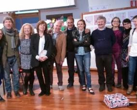 """UNA SCUOLA DI LIBRI – Festa del Libro I Edizione – I.C. """"S.M. Milani"""" di Caivano 28/29 aprile 2015"""
